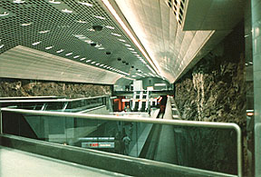 MARTA's Peachtree Center Station
